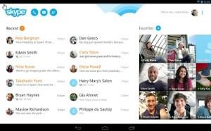 Skype - бесплатные видеозвонки