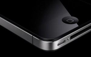 кнопка iPhone