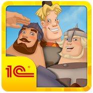 Игра Три Богатыря для андроид