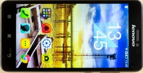 Lenovo IdeaPhone S850 16 Гб внешний вид
