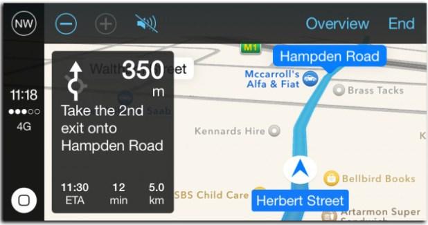 CarPlay Apple obzor