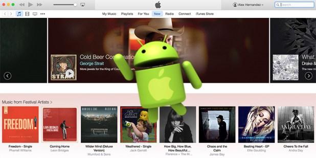 Apple Music beta Google Play