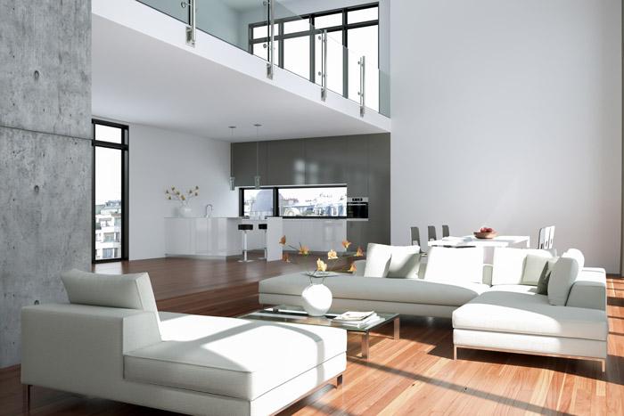 Offene Küche Ohne Fenster | Häuser Im Baustil Klassik Von Invivo Haus