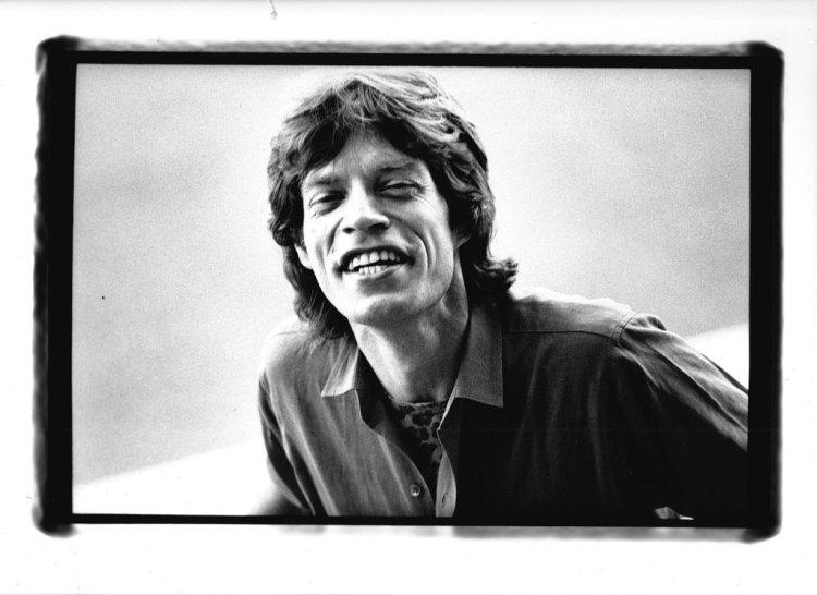 Mick Jagger - © Philippe Hamon