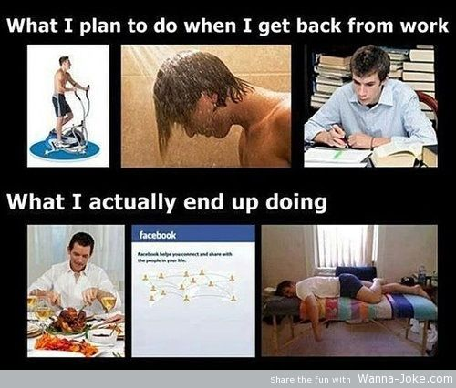plans and reality