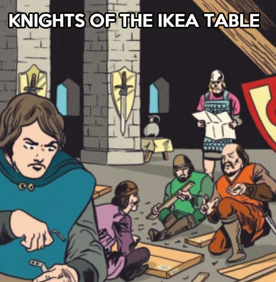 Ikea Russia Evening Jokes (20 Pics)