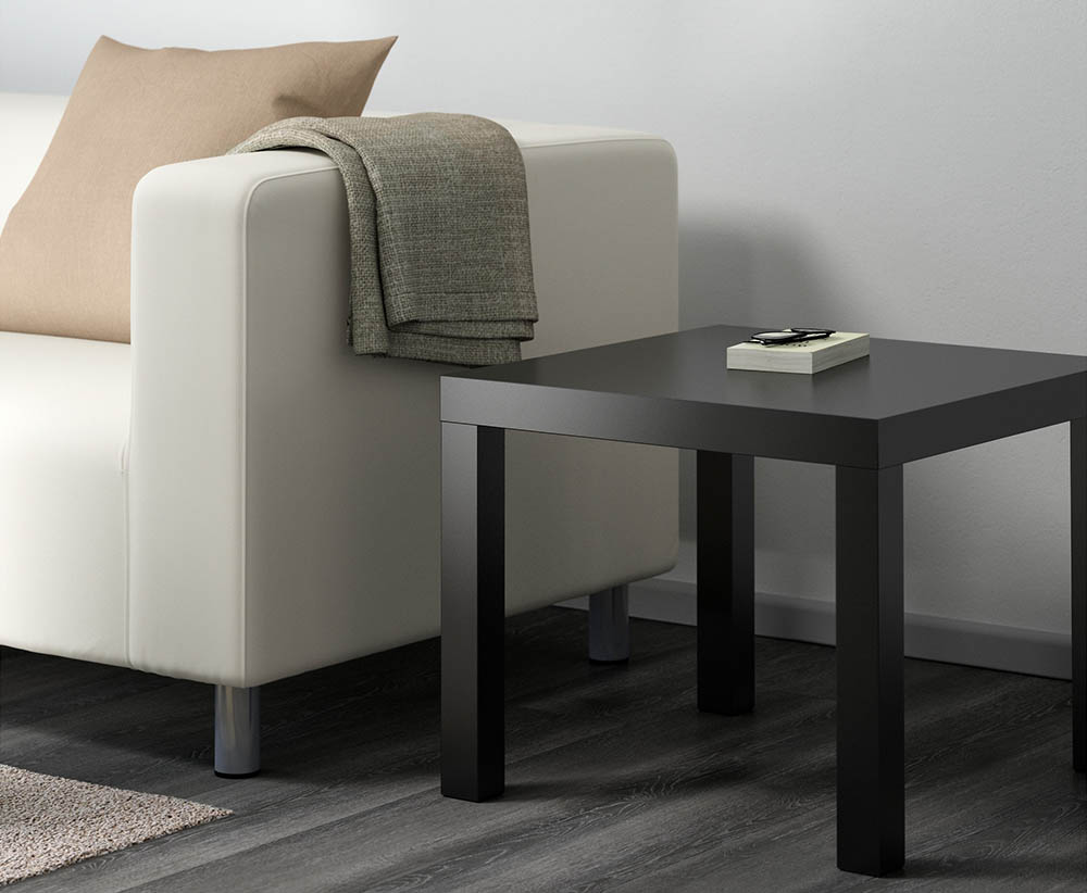 Ikea Hoge Tafel : Bank ikea poten bank jack zits grijs
