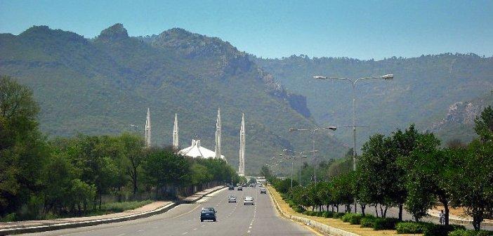 streets of Islamabad