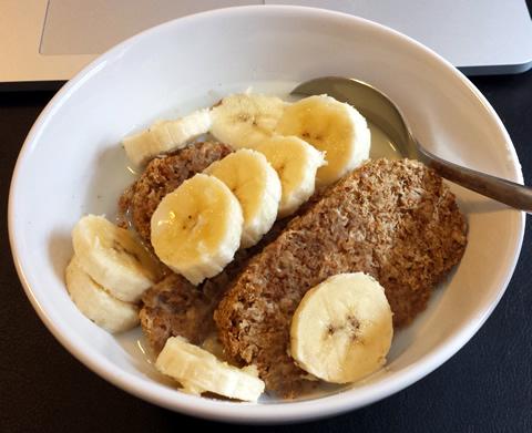 weetabix breakfast