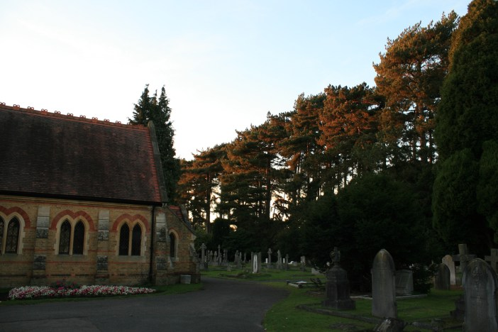 Weybridge Cemetery