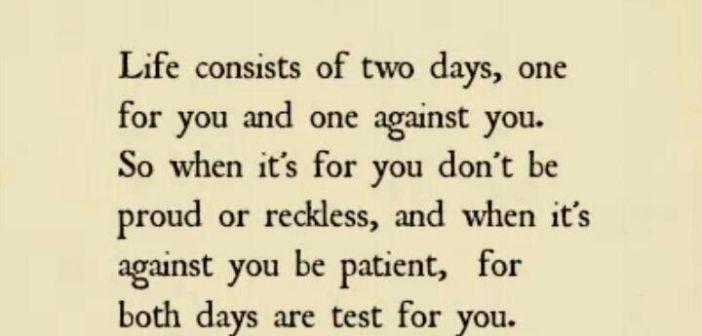 Imam Ali Quote Life