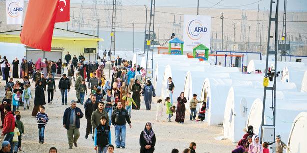 Gaziantep Refugees