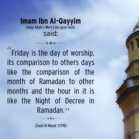Friday Ibn Qayyam