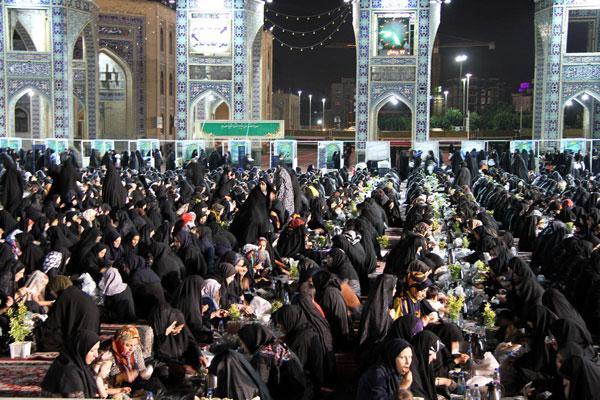 shrine aftar