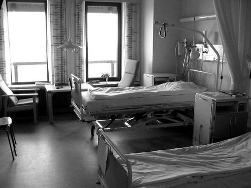 hospital death