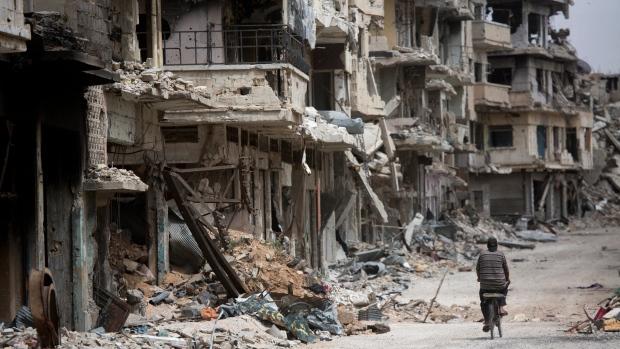 syria loses