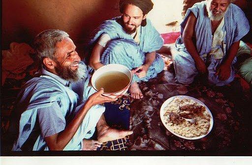 hamza yousuf food