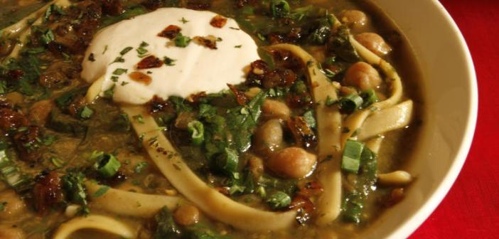 Iranian Noodle