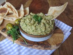 Olive Pate