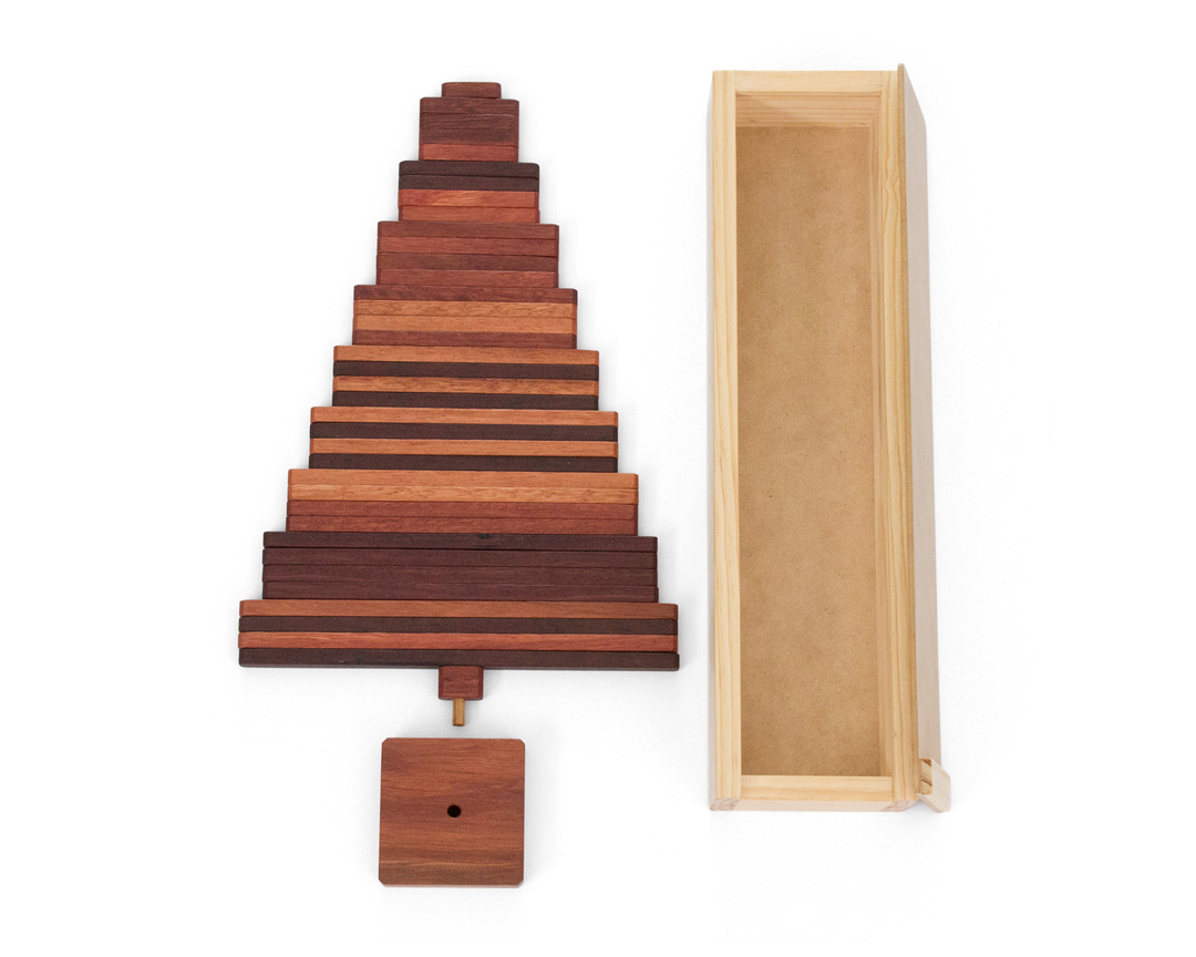 Wooden Desktop Wooden Desktop Christmas Tree Warawood Shed