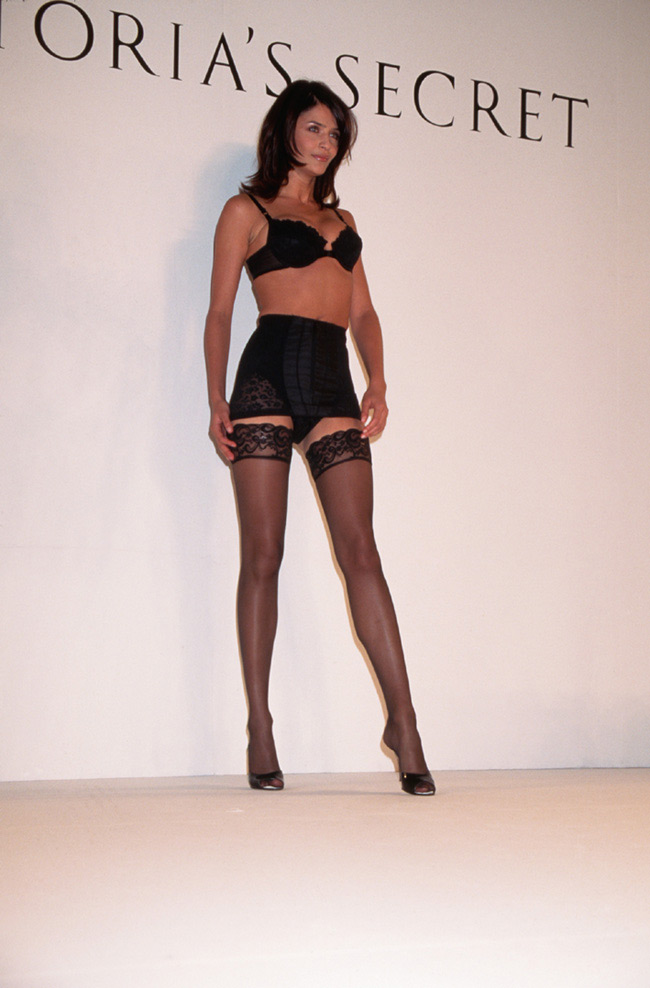 WTFSG-Helena Christensen at 1995 Victoria's Secret Fashion Show