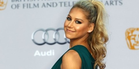 WTFSG-anna-kournikova-bafta-brits-to-watch-event-ponytail