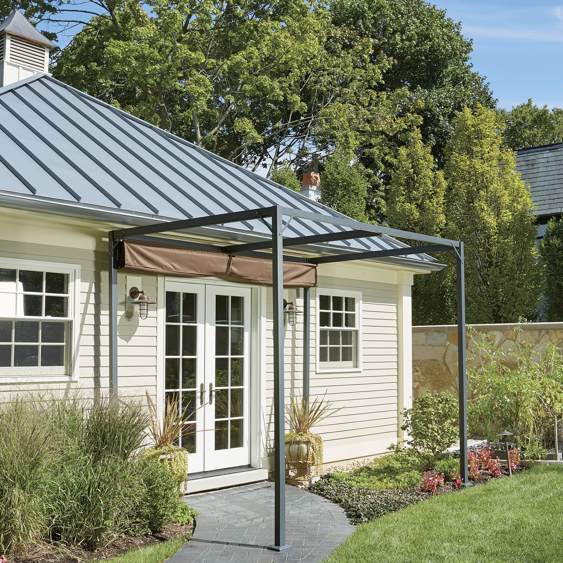 Gazebo Awning Retractable Awning Gazebo Montgomery Ward