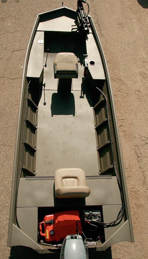 Predator Motors 542fs - War Eagle Boats