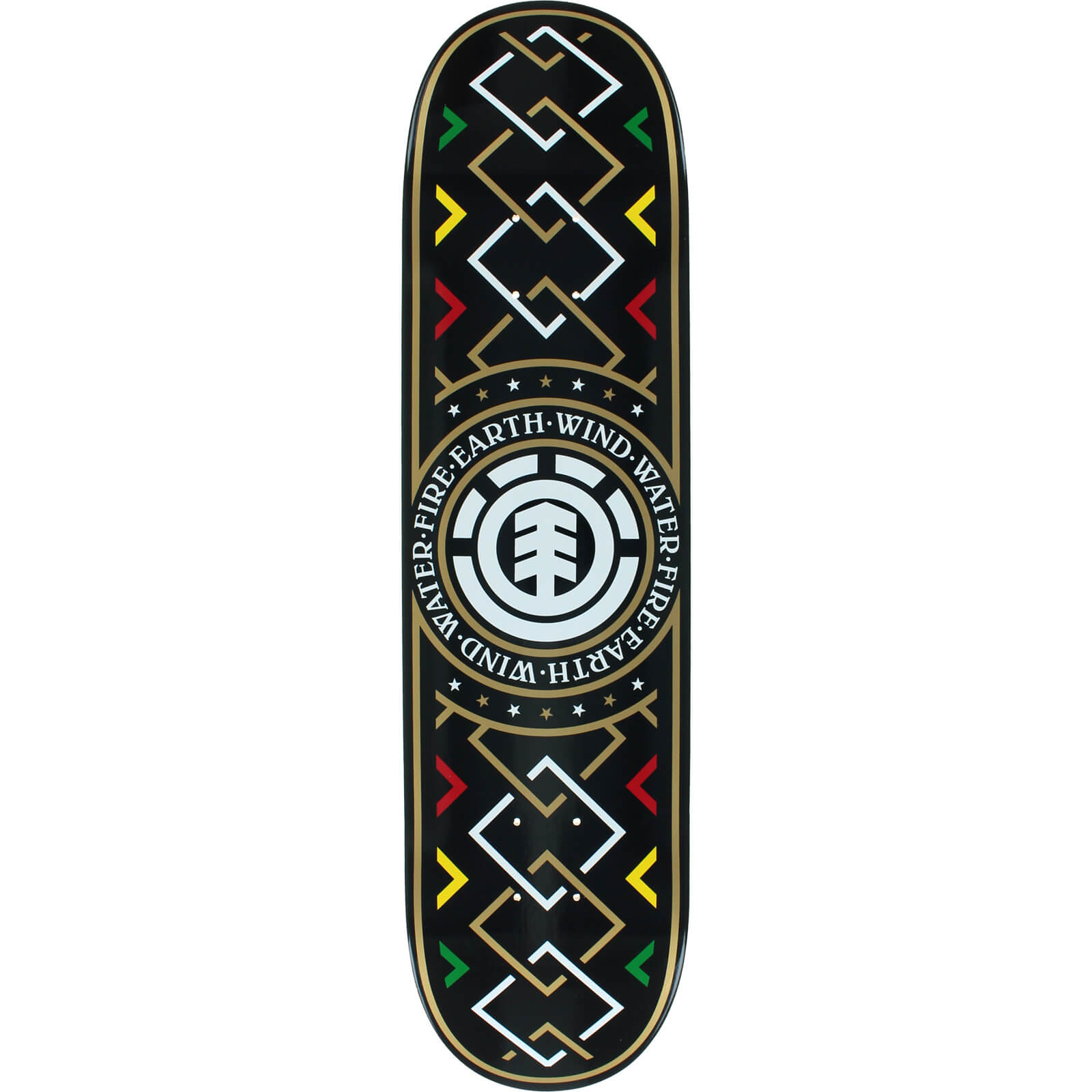 Skateboard Skateboard Element Skateboards Featherlight Link Skateboard Deck 8