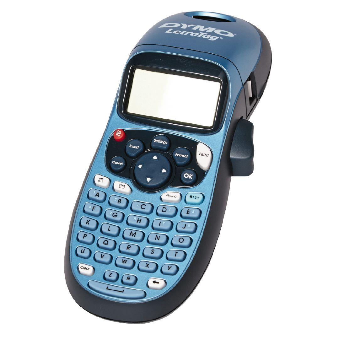 Dymo Letratag Dymo Letratag Hand Held Label Maker Lt100 Warehouse