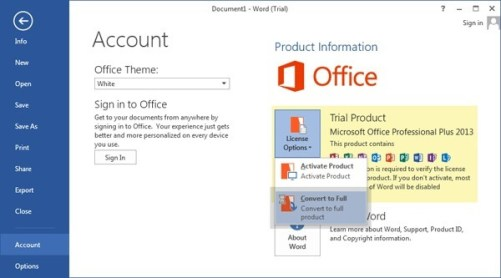 Microsoft Office Professional Plus 2013 Activation Key plus Crack, keygen, Full Free Download