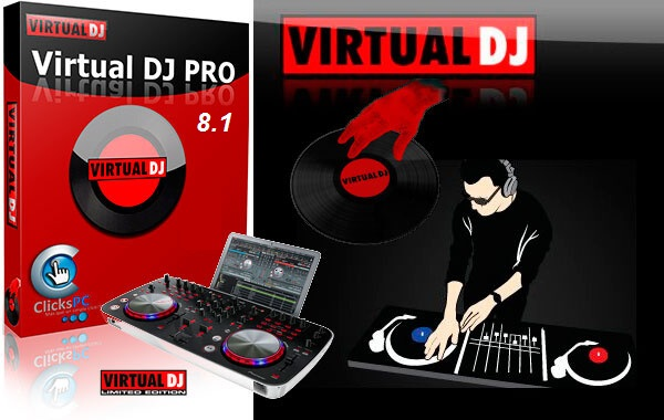 virtual dj 8 pro crack rar linux