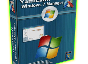 Yamicsoft Windows 7 Manager 5.1.7 Keygen incl crack full