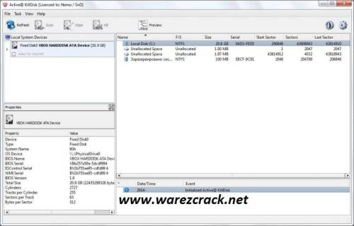 Active KillDisk Professional Suite Crack 10.0.6.0 Serial ...