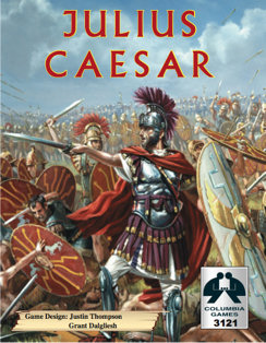Review: Julius Caesar - Caesar, Pompey, and the Roman Civil War 49-45 BC (1/6)