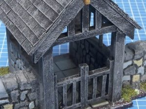 Lychgate feature