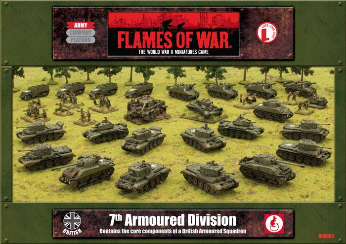 Flames of War Bocage Sneak Peeks (3/3)