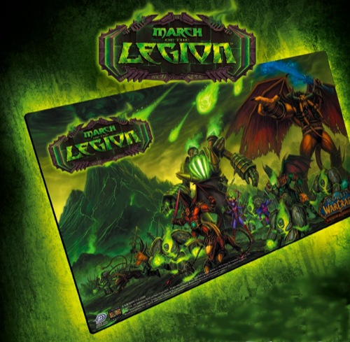 March of the Legion Playmat