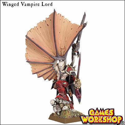Winged Vampire Lord