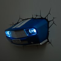3d wall night light - Enhancement of Image and Security ...