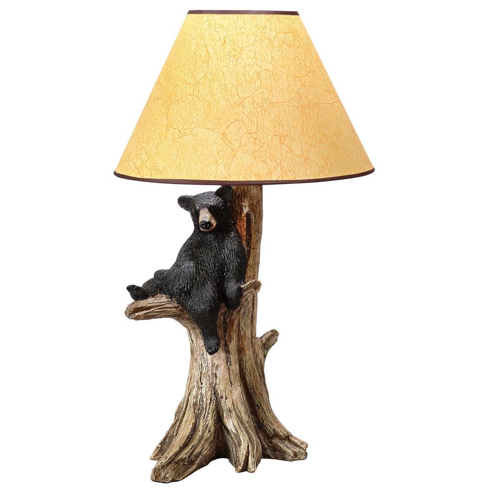 Cabin floor lamps