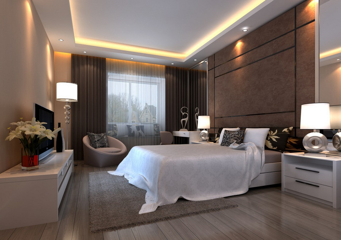 Bedroom Spotlights Ceiling Cove Light Lighting And Elegance In Your Room