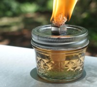 Citronella oil lamps - 15 tips how to make your own ...