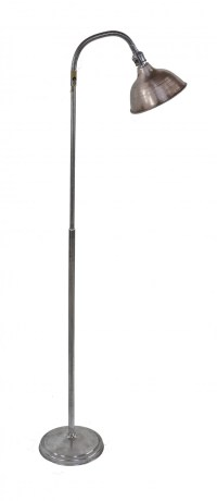 Gooseneck floor lamps - enhances the aesthetic decor of ...