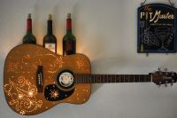 Lighted guitar wall mount - 12 Musical Inspirations To ...