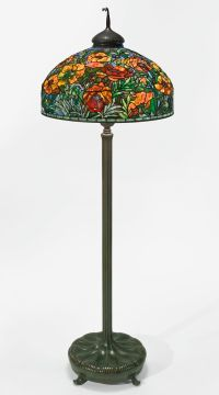 Vintage tiffany lamps