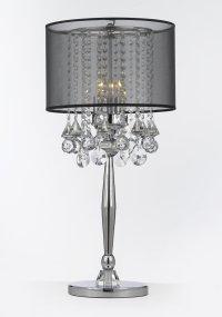 TOP 10 Black crystal table lamps 2018 | Warisan Lighting
