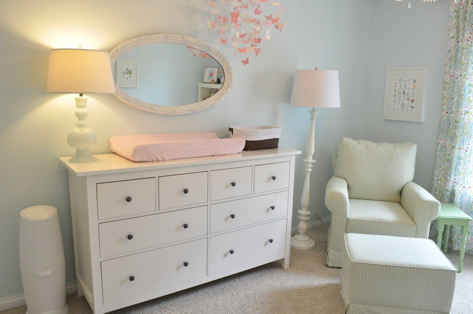 Floor lamp for nursery
