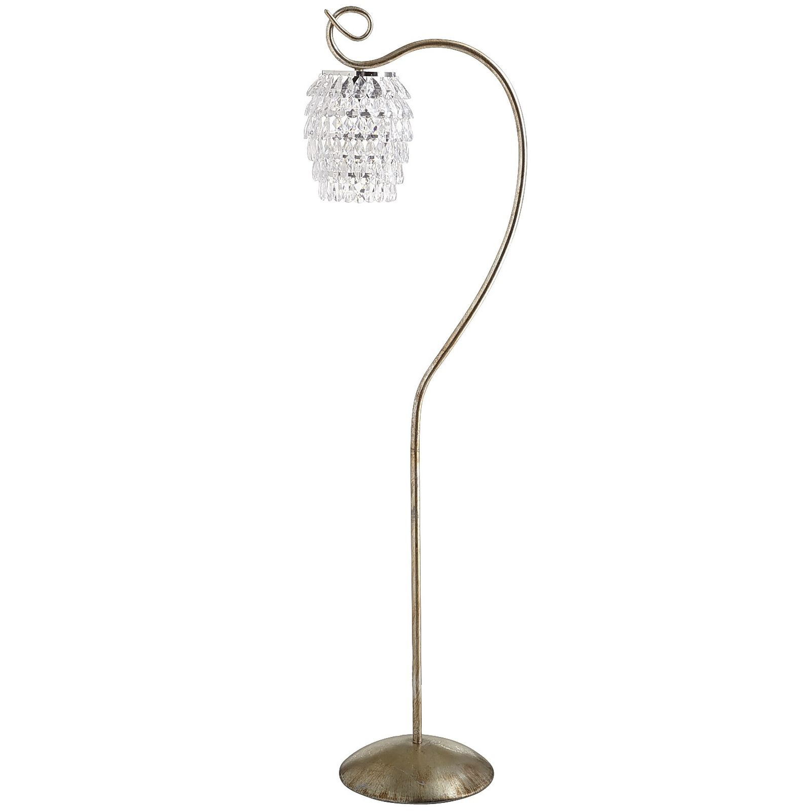 Really Bright Floor Lamp Gold Floor Lamps Attractive Pieces Of Light For Your
