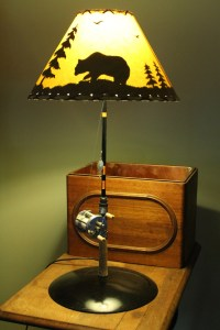 Home Made Lamps - Home Design